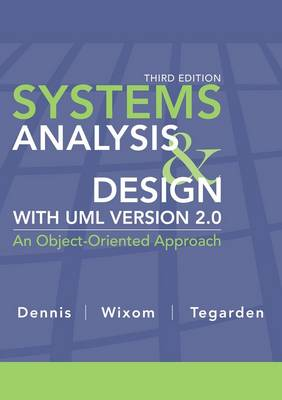 Systems Analysis and Design with UML (Hardback)