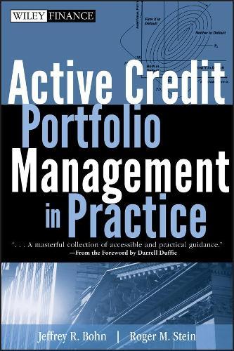 Active Credit Portfolio Management in Practice - Wiley Finance (Hardback)