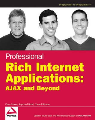 Professional Rich Internet Applications: AJAX and Beyond (Paperback)