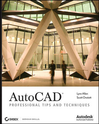 AutoCAD: Professional Tips and Techniques (Paperback)
