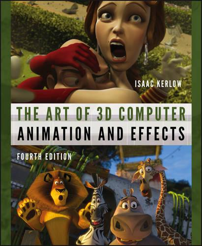 The Art of 3D Computer Animation and Effects (Paperback)