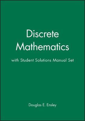 Discrete Mathematics with Student Solutions Manual Set (Hardback)