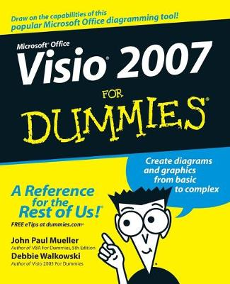 Visio 2007 For Dummies (Paperback)