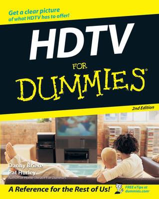 HDTV For Dummies (Paperback)