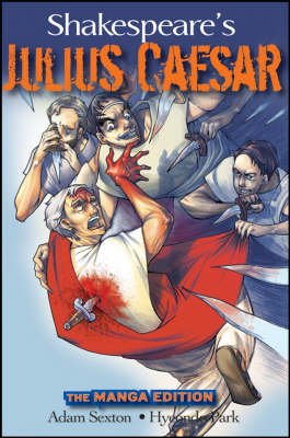 "Shakespeare's ""Julius Caesar"": The Manga Edition (Paperback)"