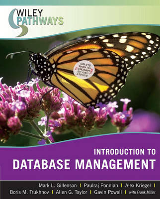 Wiley Pathways Introduction to Database Management (Paperback)
