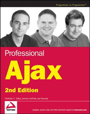 Professional Ajax (Paperback)