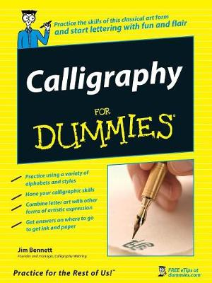 Calligraphy For Dummies (Paperback)