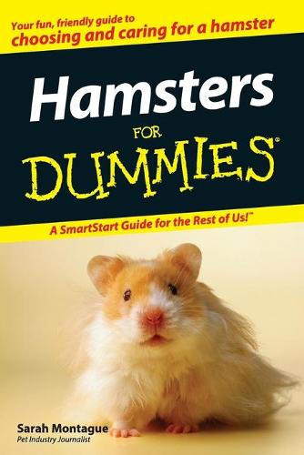 Hamsters For Dummies (Paperback)