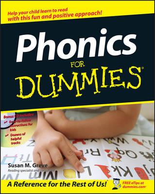 Phonics for Dummies (Paperback)