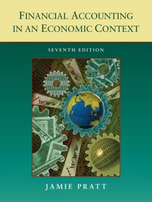Financial Accounting in an Economic Context (Hardback)