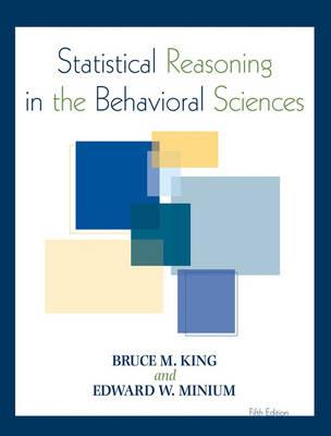 Statistical Reasoning in the Behavioral Sciences (Hardback)