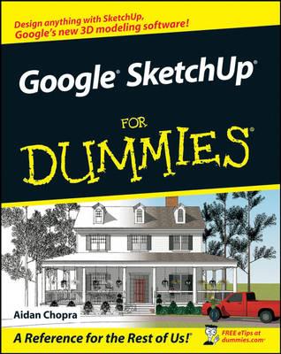 Google SketchUp For Dummies (Paperback)