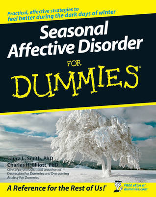 Seasonal Affective Disorder For Dummies (Paperback)
