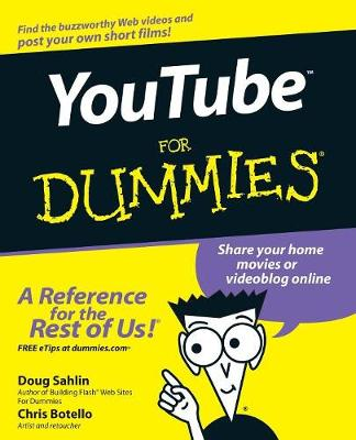 YouTube For Dummies (Paperback)