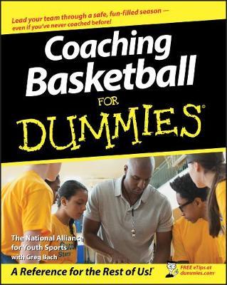 Coaching Basketball For Dummies (Paperback)