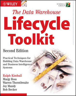 The Data Warehouse Lifecycle Toolkit (Paperback)