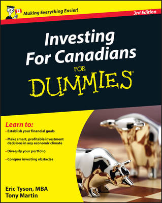Investing for Canadians for Dummies 3E (Paperback)