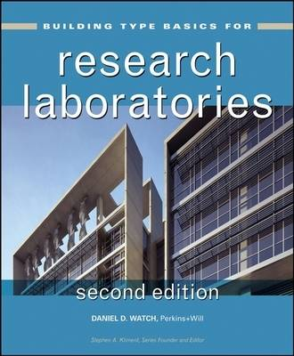 Building Type Basics for Research Laboratories - Building Type Basics (Hardback)