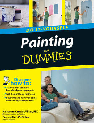 Painting Do-it-Yourself For Dummies (Paperback)
