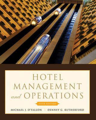 Hotel Management and Operations (Paperback)
