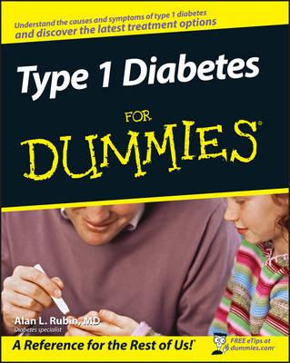 Type 1 Diabetes For Dummies (Paperback)