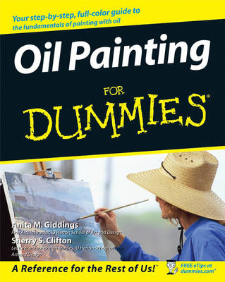 Oil Painting For Dummies (Paperback)