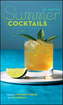 Mr. Boston: Summer Cocktails (Hardback)
