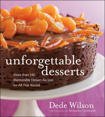 Unforgettable Desserts (Hardback)