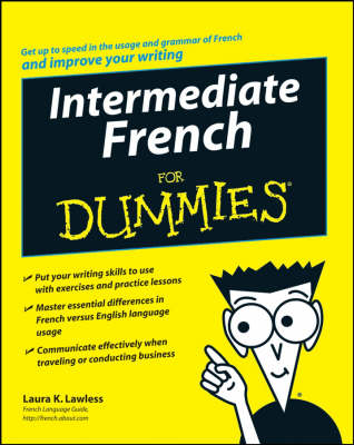 Intermediate French For Dummies (Paperback)