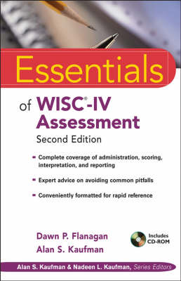 Essentials of WISC-IV Assessment - Essentials of Psychological Assessment (Paperback)
