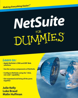 NetSuite For Dummies (Paperback)