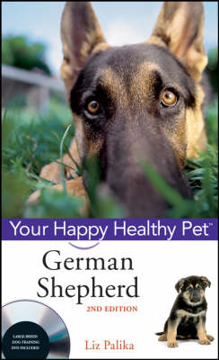 German Shepherd Dog - Happy Healthy Pet (Hardback)