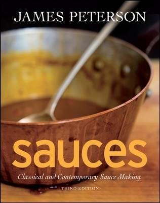 Sauces (Hardback)