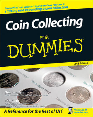 Coin Collecting For Dummies (Paperback)
