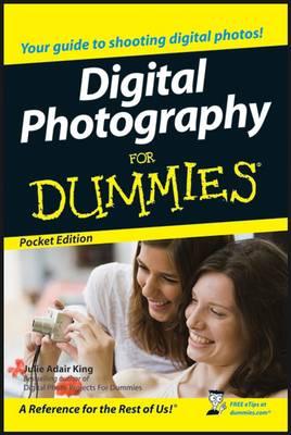 Digital Photography for Dummies - Fur Dummies (Paperback)