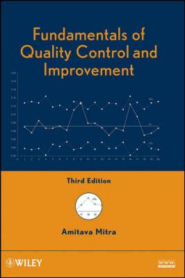Fundamentals of Quality Control and Improvement W/ Minitab Software (Hardback)