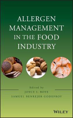 Allergen Management in the Food Industry (Hardback)