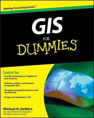 GIS For Dummies (Paperback)