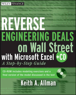 Reverse Engineering Deals on Wall Street with Microsoft Excel: A Step-by-Step Guide + Website - Wiley Finance (Paperback)