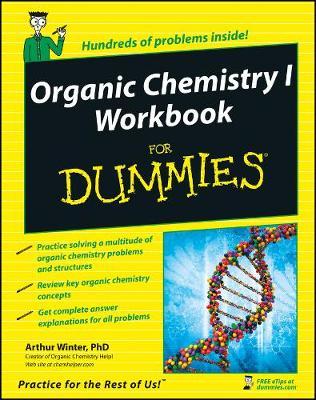Organic Chemistry I Workbook For Dummies (Paperback)