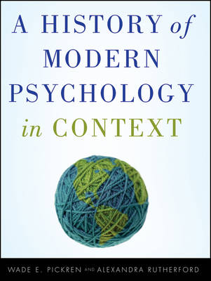 A History of Modern Psychology in Context (Hardback)