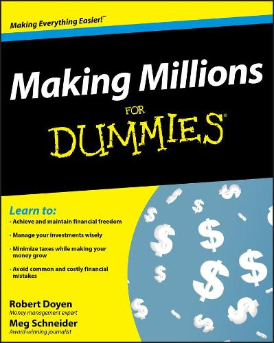 Making Millions For Dummies (Paperback)