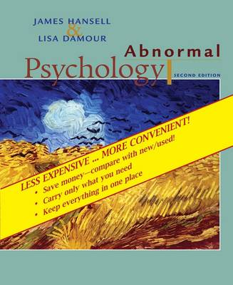 Abnormal Psychology Enduring Issues 2E Binder Ready Version