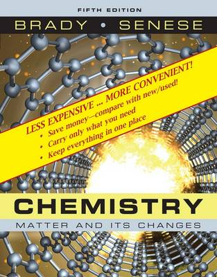 Chemistry: The Study of Matter and Its Changes (Paperback)