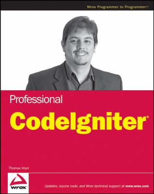 Professional CodeIgniter (Paperback)