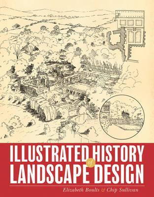 Illustrated History of Landscape Design (Paperback)