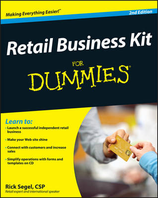 Retail Business Kit For Dummies (Paperback)
