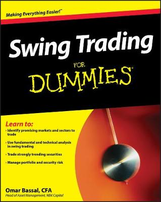 Swing Trading for Dummies (Paperback)