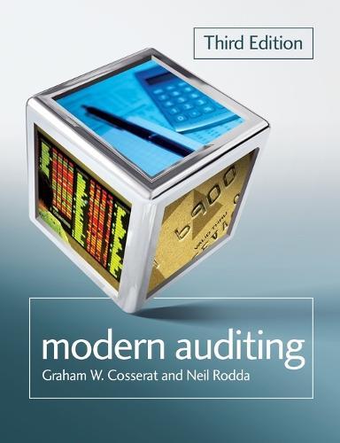 Modern Auditing (Paperback)